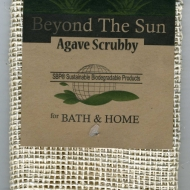 Agave Washcloth