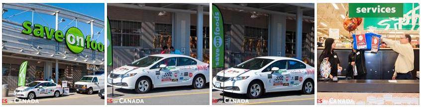 photos-TOC Free Car @ Save On Foods Delta