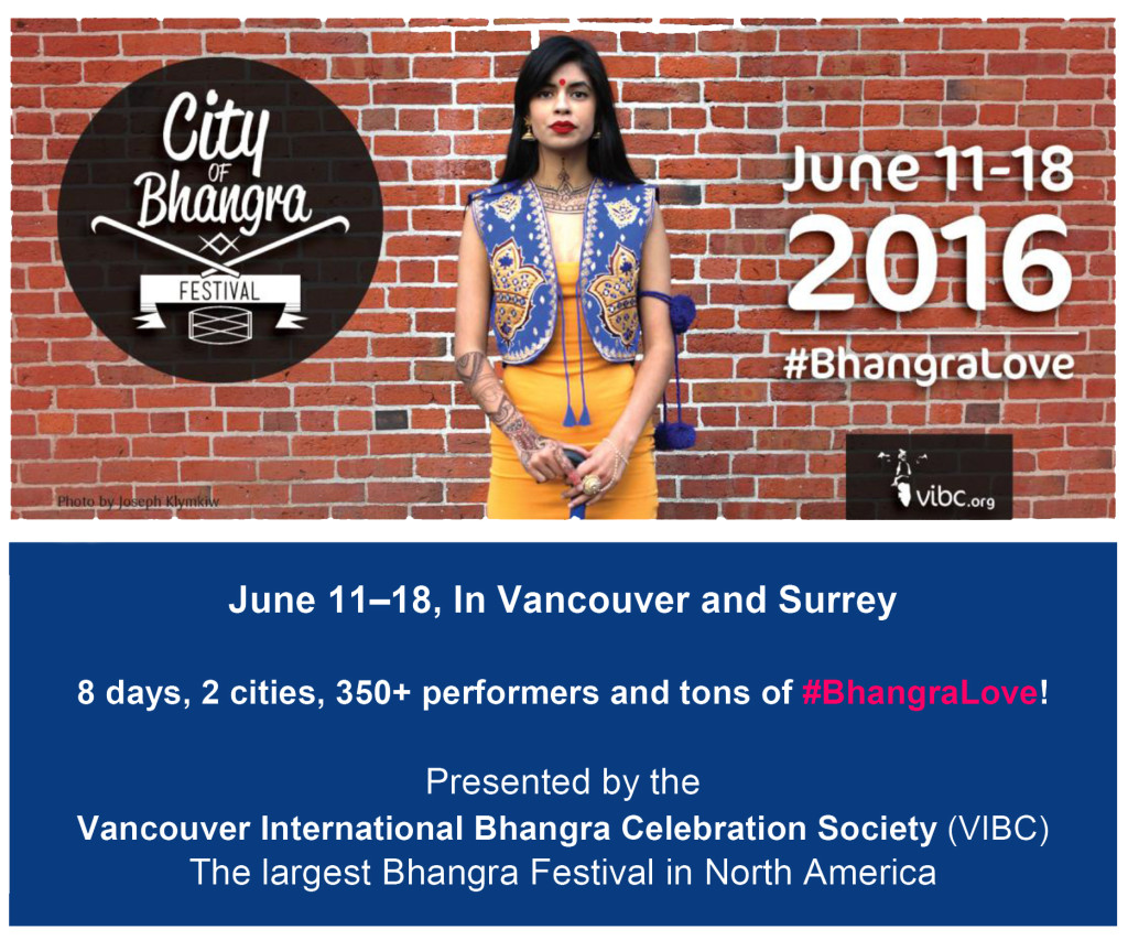 City of Bhangra VIBC