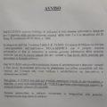 AVVISO : da domani niente più MUTA a Milano