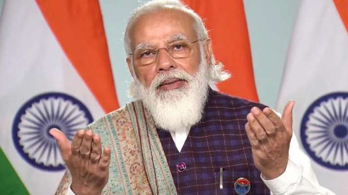 PM Modi to address nation at 5 PM today