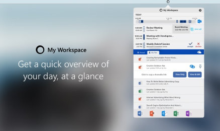 My Workspace Office 365