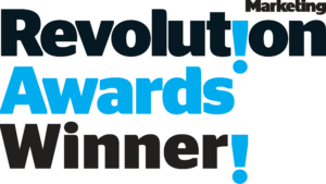 Marketing Revolution Awards Winner