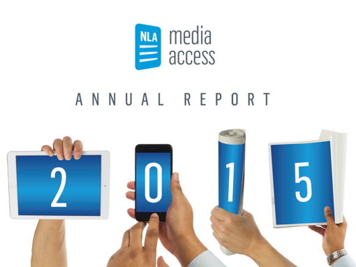 NLA Media Access annual report 2015