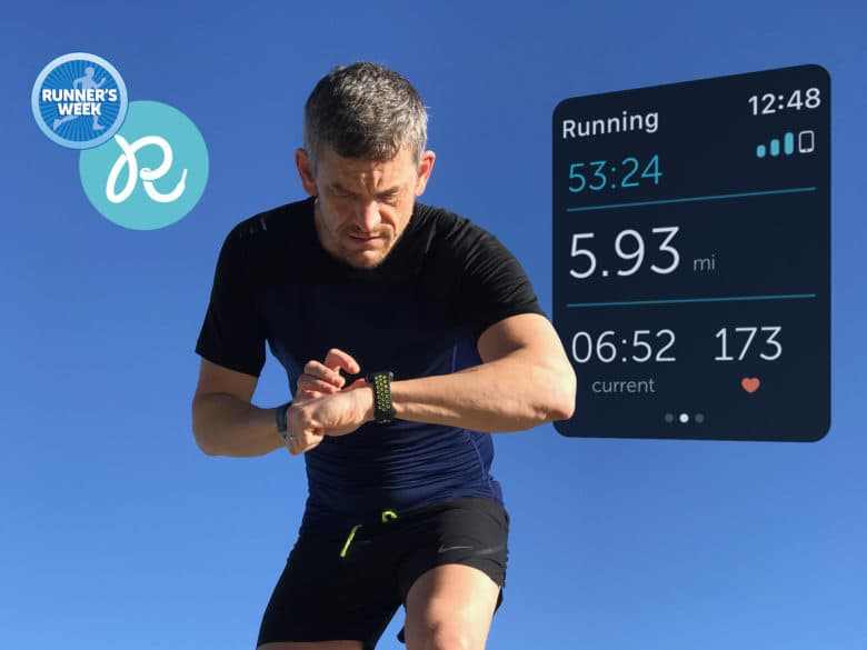 Runkeeper app brings innovation and minor glitches – Runner's Week: Day 2