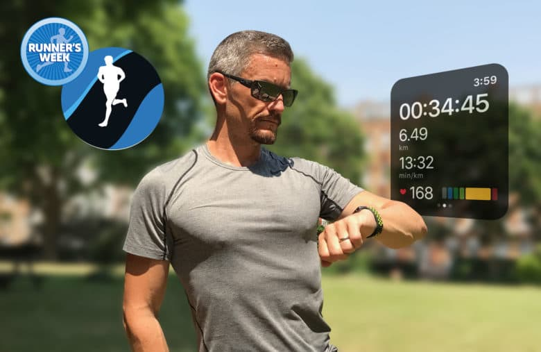 Runtastic running app squanders an early lead – Runner's Week: Day 4