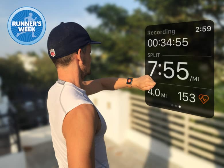 Strava's Apple Watch app is not just for cyclists – Runner's Week: Day 3