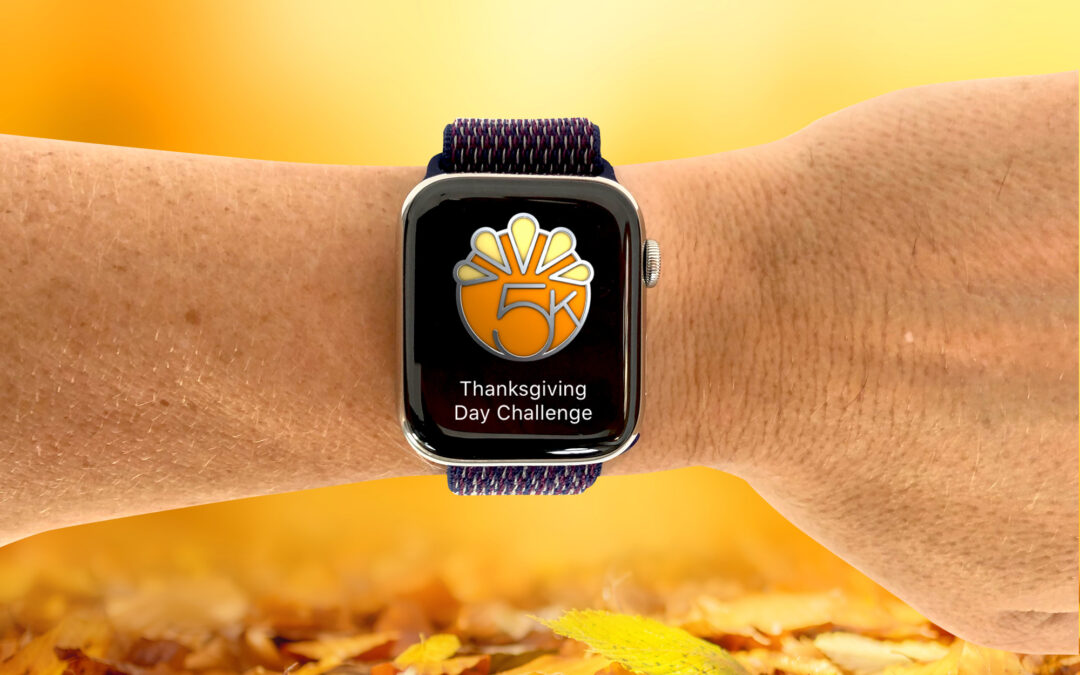 Why Apple's Thanksgiving Day Challenge could change your life [Cult of Mac]