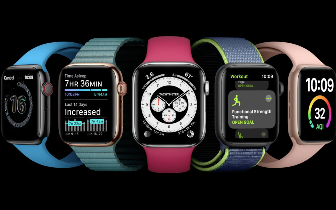 watchOS 7 adds new workouts, sleep tracking, shareable watch faces and handwashing [Cult of Mac]
