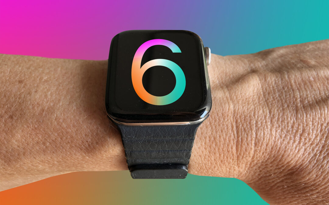 What do you add to the smartwatch that has everything? An Apple Watch Series 6 wish list. [Cult of Mac]