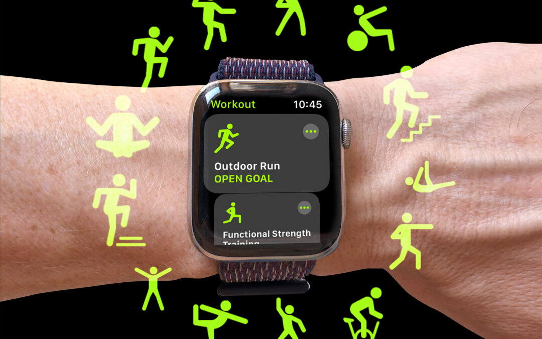 How to mix up activities for a more effective Apple Watch workout [Cult of Mac]