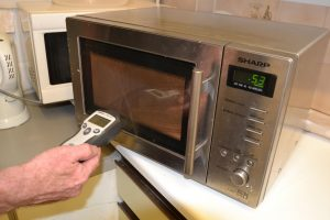 PAT Test Microwave