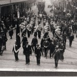 On the march Early 1900s
