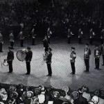 Marching display, Royal Albert Hall 1968