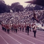 Marching competition, Crystal Palace 1968