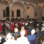 Massed bands Cathedral Brass January 2005