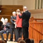 Bandmaster Williams presentation - Pre-Contest October 2014