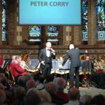 Accompanying Peter Corry - Belfast May 2015