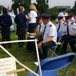 Cornets at Town Show 2015