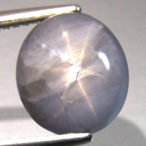 Natural Star Sapphire 4.49-ct (10.3 x 8.7 x 4.3 mm)