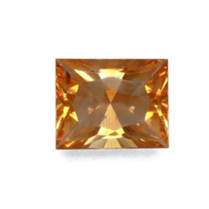 Natural Citrine 7.47 ct (11.00 x 13.70 x 7.33 mm)