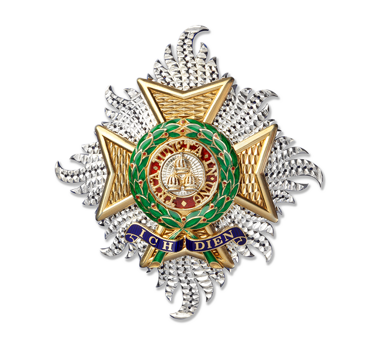 Toye Kenning and Spencer Ceremonial Insignia Regalia