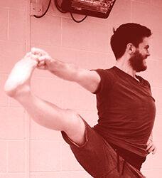 Mat Roblin – Yoga Tutor