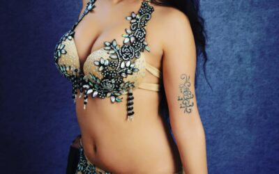 Belly dancing class (open-level) Thu 12th Aug