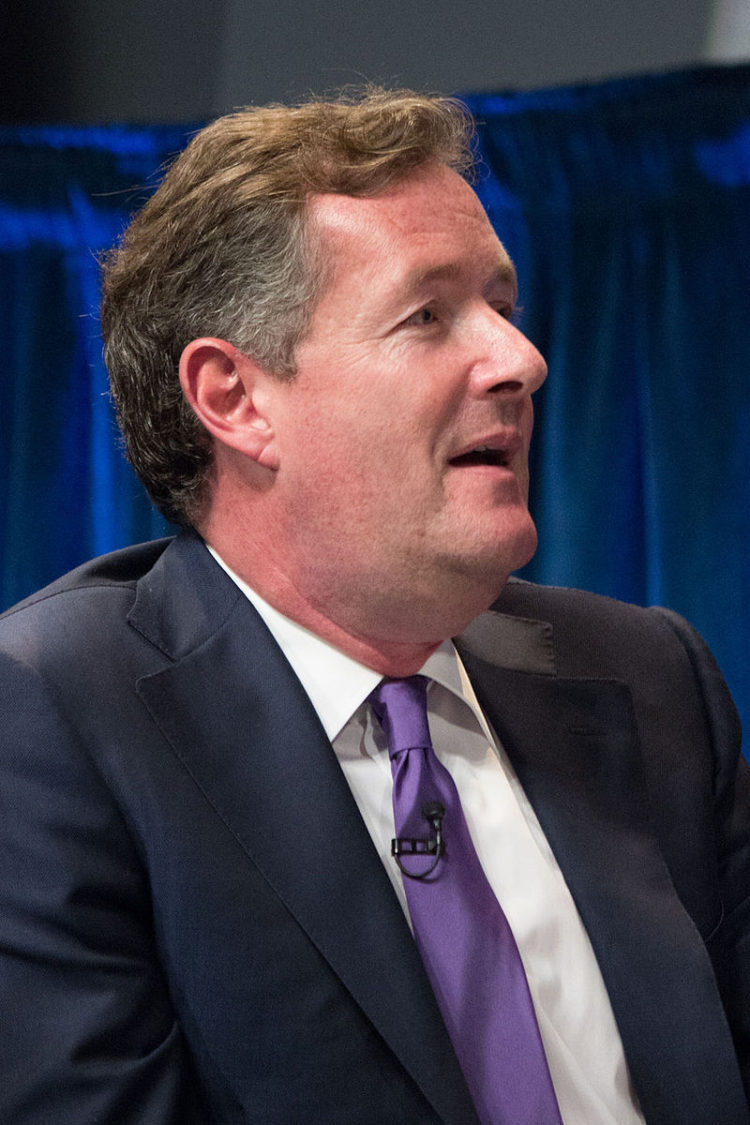 Piers Morgan Attacked On Twitter For Alleged Covid-19 Scaremongering