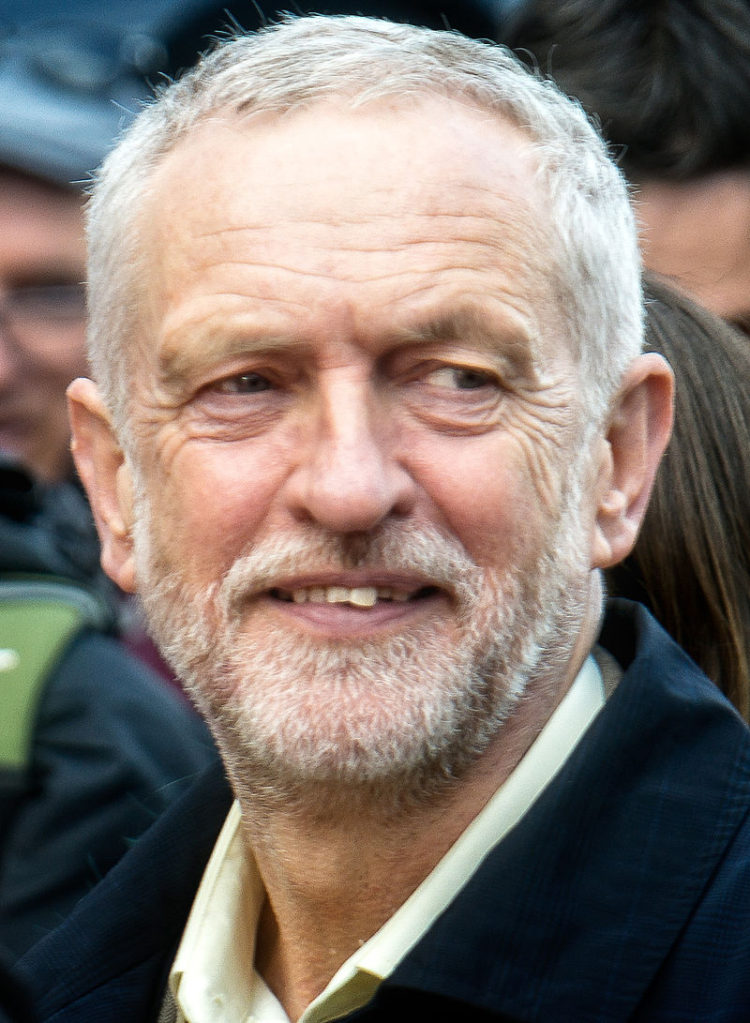 Corbyn Accuses May Of Arms Length Campaign