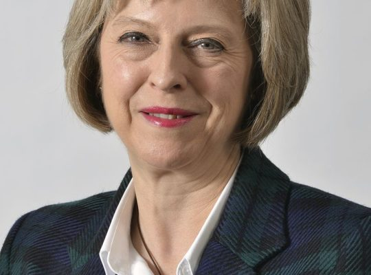 Theresa May: Women Can Be In Significant Positions