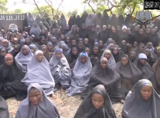 Nigerian Soldiers,Police And Officials Rape Displaced Boko Haram Girls