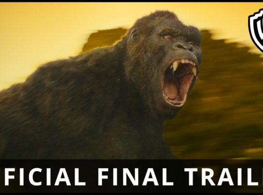 KONG: SKULL ISLAND OFFICIAL TRAILER IS HERE