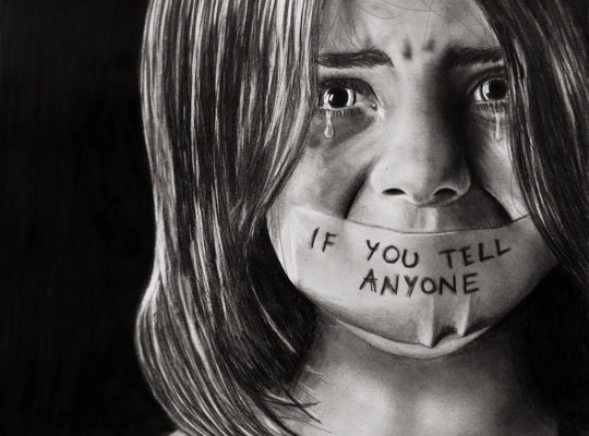 Child Abuse Victims Are Often Damaged Goods