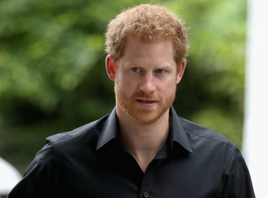 Prince Harry's Tribute To Grandfather As Man Of Service And Honour