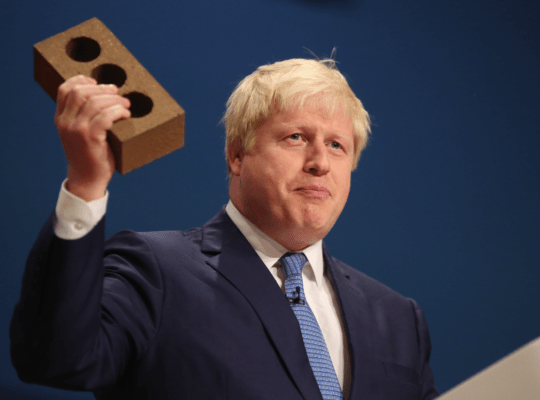 Boris Johnson's Valentine Speech May Be Coup Against Theresa