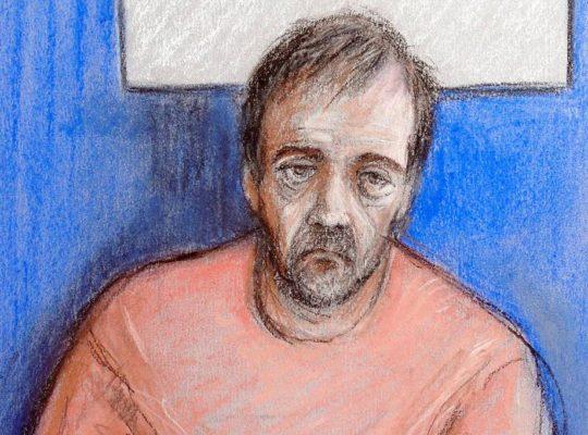 Maniac Darren Osborne Convicted Of Murdering Muslim Man