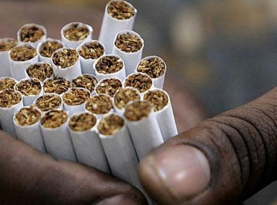 Major Cigarette Smuggling Operation Blocked At Belfast Port