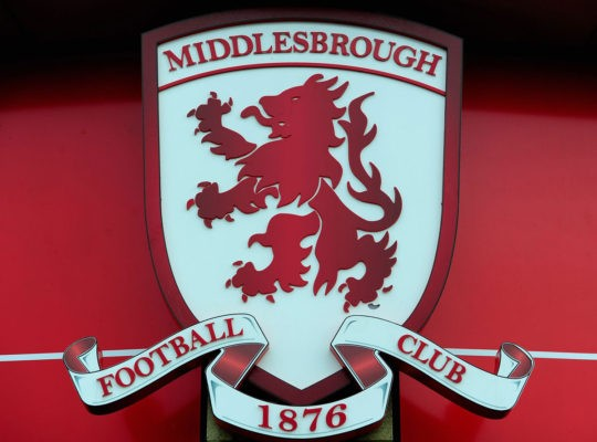Middlesborough Suing Birmingham City Football Club For Breach Of Contract