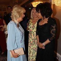 Dame Shirley Bassey Shined With Camilla And Celebs At NHS Awards