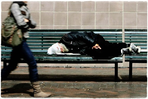 Uk Rough Sleepers Accommodated During Pandemic To Be  Sustained By £91.5m Funding