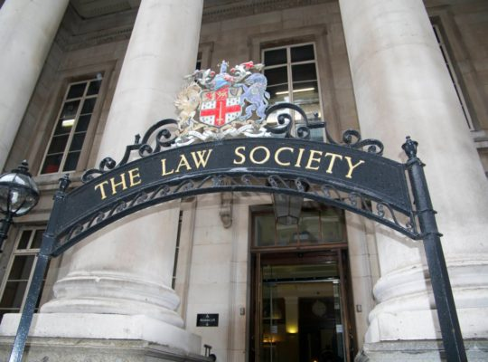 Law Society Urges Brexit Negotiators To Carefully Consider Legal Services In Trade Deal