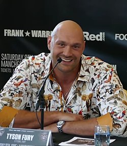 Autobiography: Fury Admits Acting Out Controversial Roles For Publicity