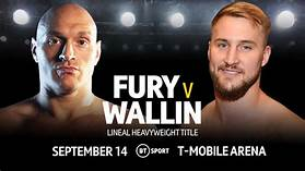 Tyson Fury Ready To Look Good Against Unknown Hungry Swede