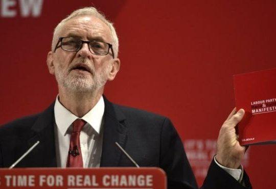Corbyn's Controversial Pledge To Teach Children About British Empire's Injustice