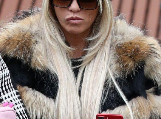 Former Millionaire  Celeb Katie Price Declared Bankrupt