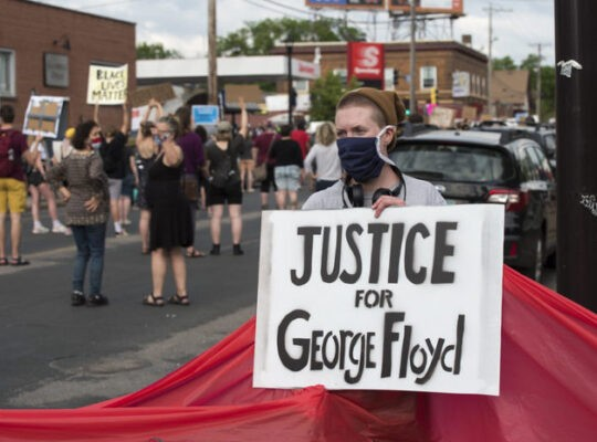U.S Teenage Protester Killed As George Floyd Rioting Rages Out Of Control