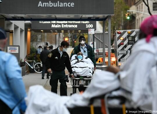 U.S Death Toll Of Covid-19 Highest In The World