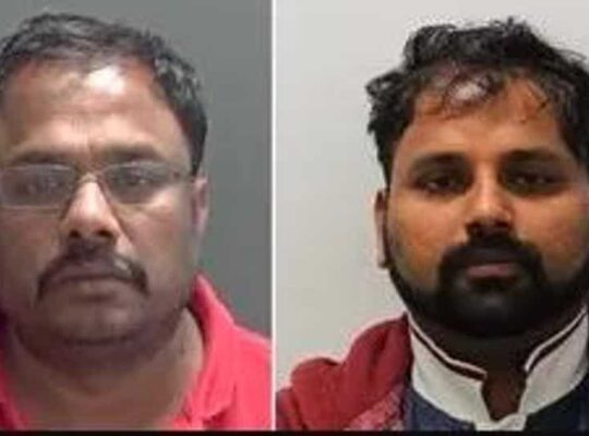 Two Jailed Over £2.4m Money Laundering In UK