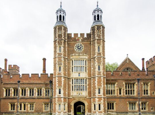 Eton College Owned Site Site Closed Over Drugs And Alcohol Abuse